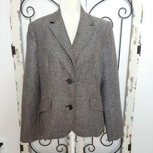 Liz Claiborne glittery blazer large
